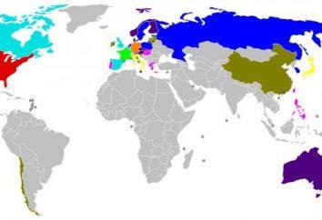 Dove crescono caffè? Caffè paesi produttori