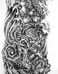 Rękawy – tatuaż na całej dłoni