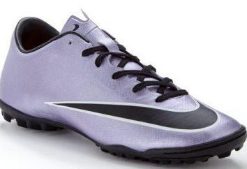 Futzalki Nike: zdjęcia i opinie