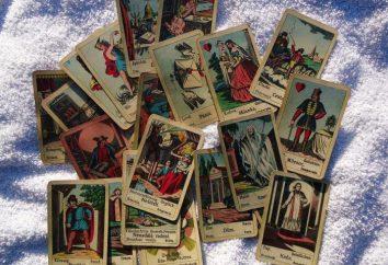 Indovinare il Tarocchi: il layout gypsy