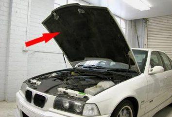 izolacja akustyczna samochód kaptur diesel