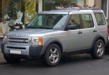 La voiture de cet homme – Land Rover Discovery 3