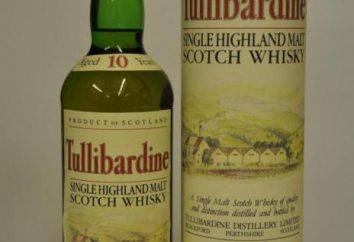 Whisky Tullibardine: recensioni