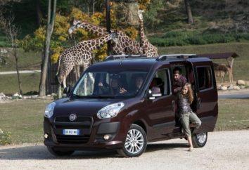 """Fiat Doblo Panorama ( «Fiat Doblo Panorama"""") – idealny dla rodzin!"""