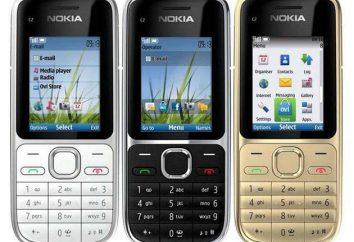Nokia C2: specyfikacje, opinie