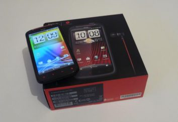 HTC Sensation XE: specyfikacja modelu, recenzje i zdjęcia