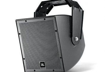 JBL (systemy akustyczne): opinie, opis modeli, wybór według parametrów