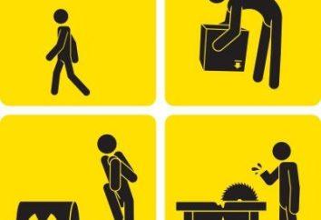 Typowe szkolenie w zakresie bezpieczeństwa pracy – podstawowy dokument przy każdej produkcji
