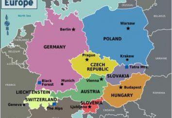 Europe centrale – le rêve de tous les voyageurs
