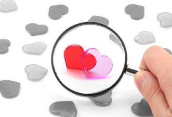 Wo zu finden und wie die Liebe zu finden?