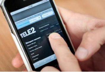 """Como configurar o Internet em """"Tele2""""? para configurar a instrução Internet ilimitada no """"Tele2"""""""