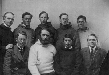 esploratore polare Peter Freih: biografia, la vita personale, scoperte e curiosità