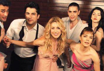 """""""Little Secrets"""": Spannende türkischen Schauspieler Bilder"""