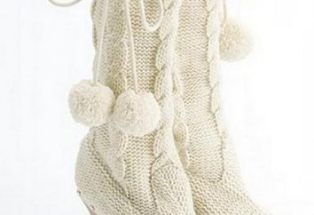 botas de malha moda – sapatas para senhoras elegantes