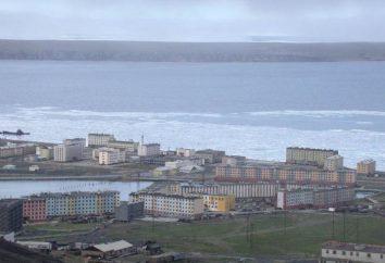 Die nördlichste Stadt Russlands – Pevek