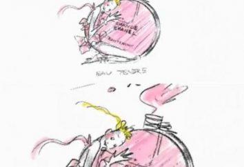 """A chance de mostrar afeição: Chanel """"Possibilidade Eau Tendre"""""""