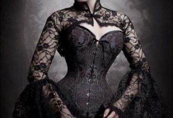 Vestido gótico: fotos y detalles