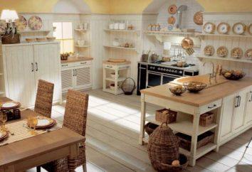 Kuchnia w prywatnym domu (zdjęcia)