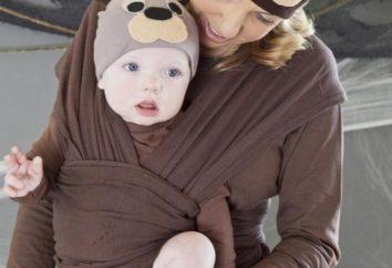 Kangourous pour les enfants: il est recommandé d'utiliser à quel âge?