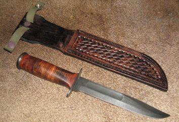 armas antiguas. Tipos y propiedades de las armas