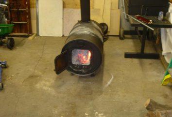 Qu'est-ce que le poêle au garage peut être utilisé?