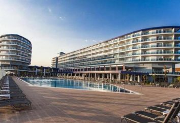 Hôtel Eftalia Marin Resort Hôtel 5 * (Turquie, Alanya): photos et commentaires