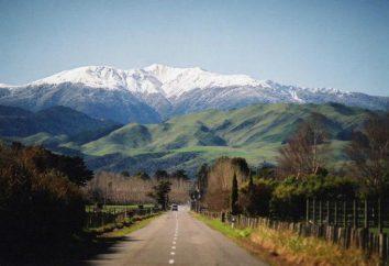 ¿Cuál es el límite de las nieves? La altura de la línea de nieve en diferentes latitudes de la Tierra