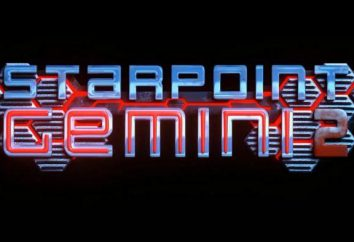 Gemini 2 starpoint: Une revue du jeu en russe
