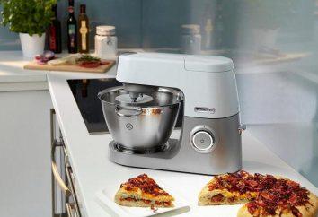 """máquina de cozinha """"Kenwood"""": comentários, manual de instruções. processador de alimentos """"Kenwood"""""""