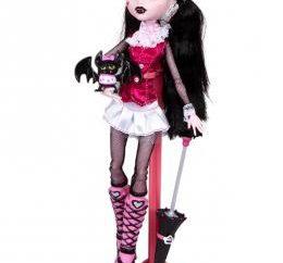 Suporte para Monster High bonecos com suas próprias mãos: Master Class