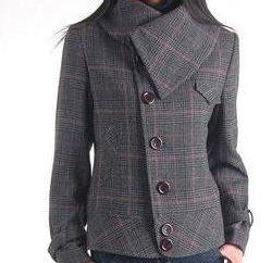 Krótki płaszcz: jak wybrać i co się ubrać
