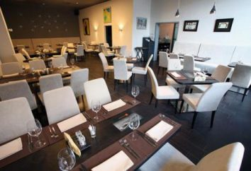 Restaurant « poire » attend des clients