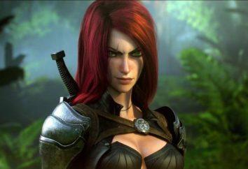 League of Legends, Katharina zu führen: Beschreibung, Passspiel und Empfehlungen