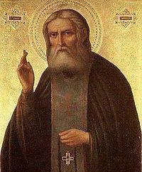 Dia da Memória de São Serafim de Sarov