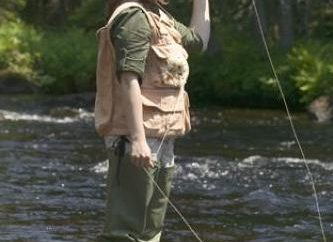 costume de pêche – la clé de la pêche réussie