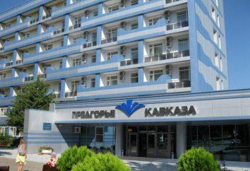 """Hot Key """"sopé do Cáucaso"""" – resort: descrição, comentários minutos"""