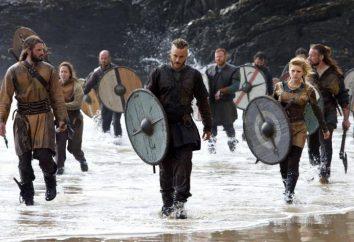 Les armes et armures Viking: description, photo