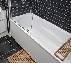 inserções de acrílico no banho: feedback positivo e negativo