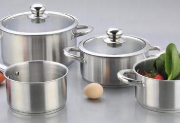 Panelas para fogões de indução: uma visão geral, tipos, características e opiniões de escolha
