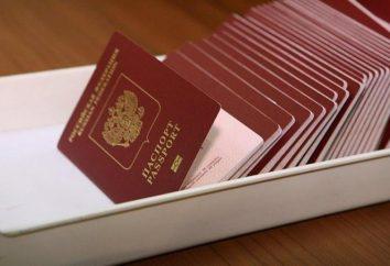 La pena per il ritardato pagamento del passaporto in 20 o 45 anni. Ottenere un passaporto: una penalità di mora