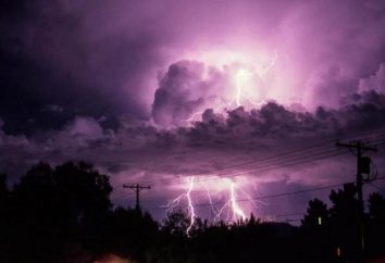 Lightning: d'où proviennent les faits intéressants?