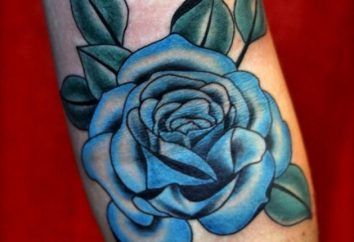 """Tatuaże i ich znaczenie: tatuaż """"Róża"""""""
