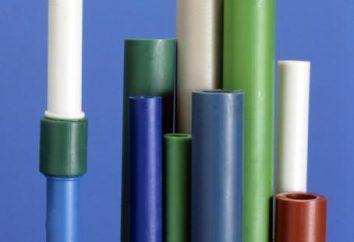 Rury z polipropylenu dla ogrzewania: jak wybrać? Specyfikacje, ceny