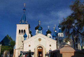 Holy Resurrection Cathedral w Biszkeku: historia powstania