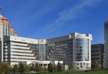 Departament Zdrowia rejonie Moskwy jako centralny organ wykonawczy władzy państwowej