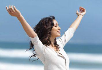 Cómo convertirse en una mujer feliz, si estás solo? psicólogos aconsejan