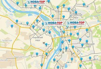 Centra handlowe Omsk: lista adresów, godzin otwarcia