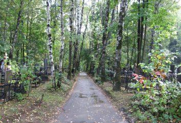 La notevole cimitero Kotlakovsky?