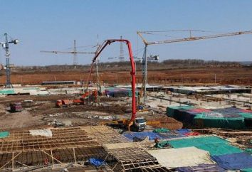 A construção do estádio em Samara: preparação