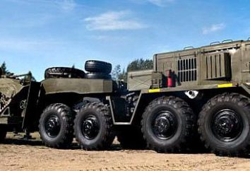 Histoire du KZKT-7428, caractéristiques du tracteur